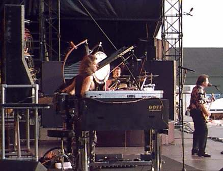 ELP on stage